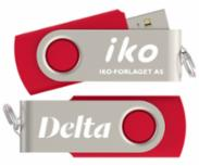 Delta : presentasjon