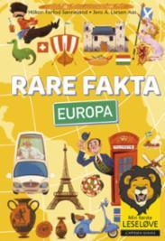Rare fakta : Europa