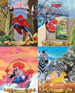 Disney magiske eventyrpakke (blå)