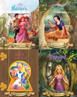 Disney magiske eventyrpakke (rosa)