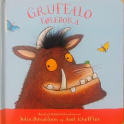 Gruffalo : føleboka