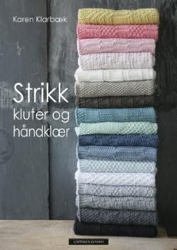 Strikk kluter og håndklær