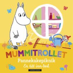 Mummitrollet : pannekakepiknik : en titt inn-bok