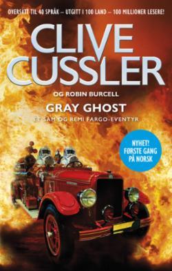 Gray ghost : et Sam og Remi Fargo-eventyr