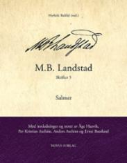 M.B. Landstad : skr...