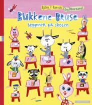 Bukkene Bruse begyn...