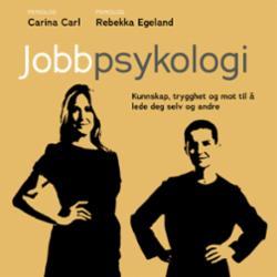 Jobbpsykologi : kunnskap, trygghet og mot til å lede deg selv og andre
