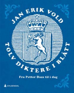 Tolv diktere i blått : fra Petter Dass til i dag