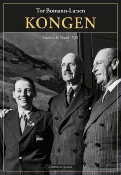 Kongen : Haakon & Maud VIII