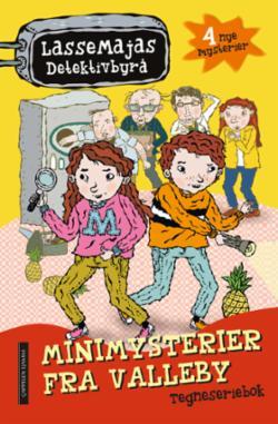 Mini-mysterier fra Valleby : tegneseriebok