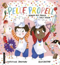 Pelle Propell blander alle smaker i hele verden