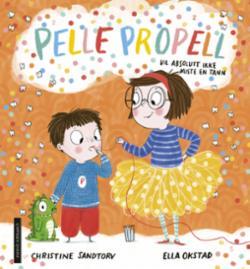 Pelle Propell vil absolutt ikke miste en tann