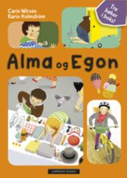 Alma og Egon : tre...