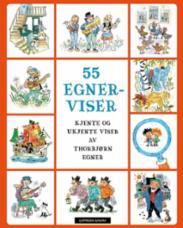 55 Egner-viser : kj...