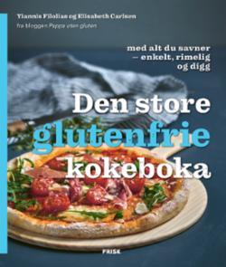 Den store glutenfrie kokeboka : med alt du savner - enkelt, rimelig og digg