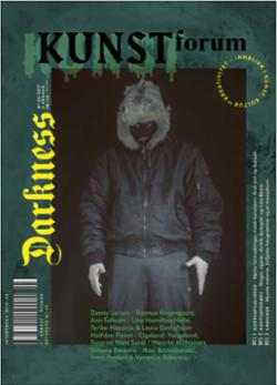 Kunstforum. Nr. 3 2017 : darkness