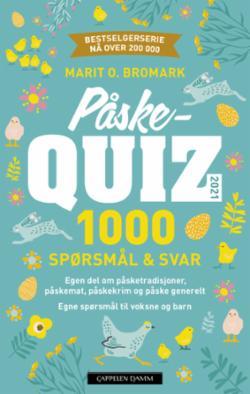 Påskequiz 2021 : 1000 spørsmål & svar