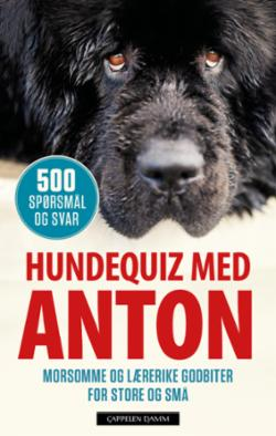 Hundequiz med Anton : 500 spørsmål og svar