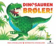 Dinosauren brøler
