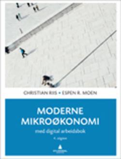 Moderne mikroøkonomi : for digital arbeidsbok, se modernemikro.no