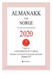 Almanakk for Norge...