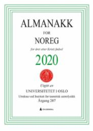 Almanakk for Noreg...