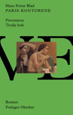 Paris-kontorene : proveniens tredje bok : roman