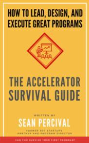 The accelerator sur...