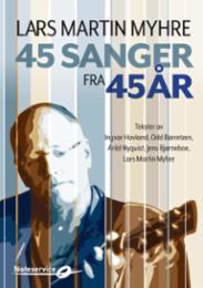 45 sanger fra 45 år...