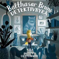 Balthasar Bruns detektivbyrå : mysteriet med den forsvunne katten