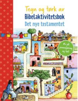 Tegn og tørk av. Bibelaktivitetsbok Det nye testamentet