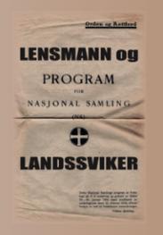 Lensmann og landssv...