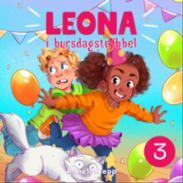 Leona i bursdagstrø...