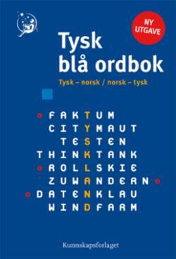Tysk blå ordbok : tysk-norsk, norsk-tysk