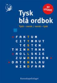 Tysk blå ordbok : t...