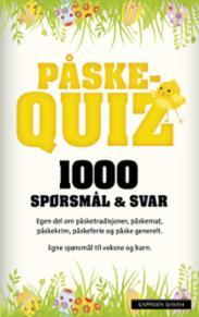 Påskequiz : 1000 sp...