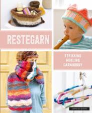 Restegarn : strikki...